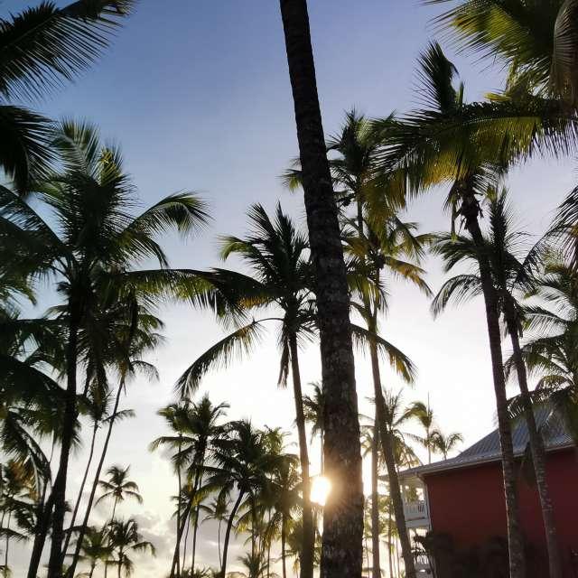 Рассвет в Доминикане3