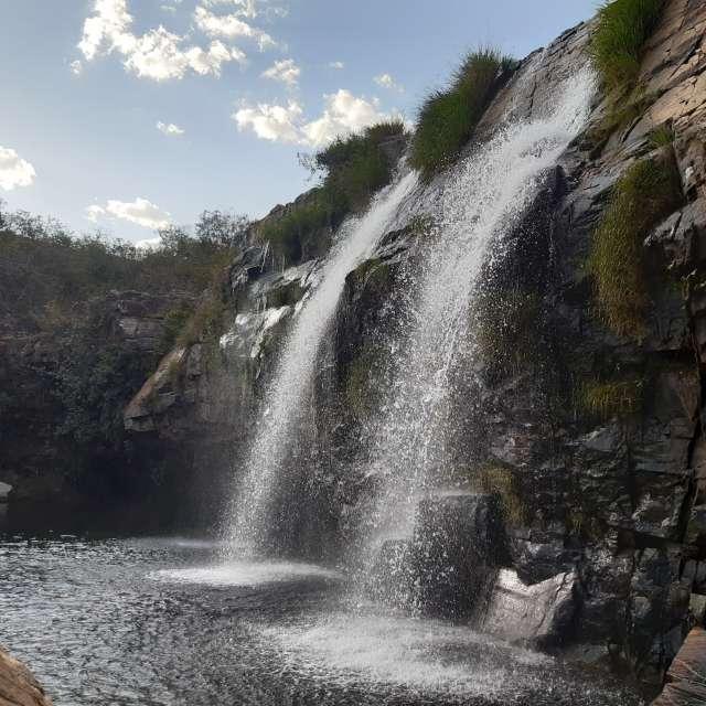 Cachoeira Claro
