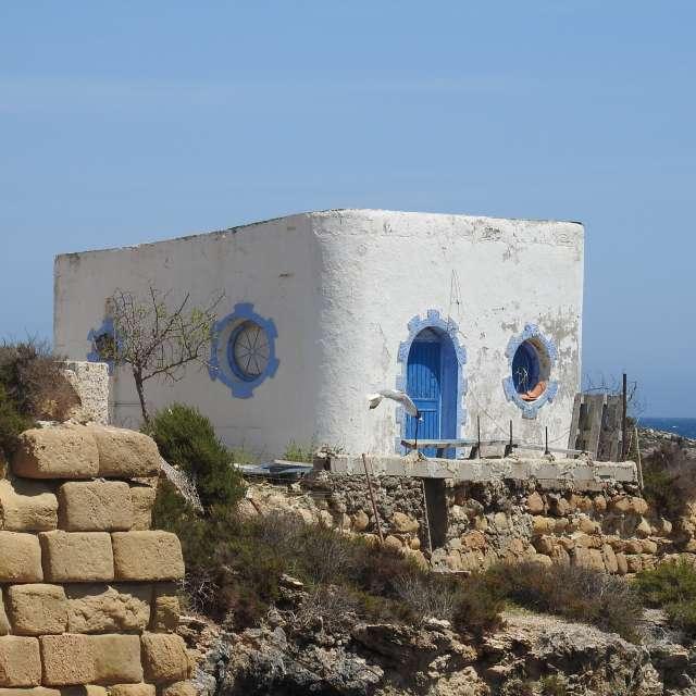 oude Spaans huisje