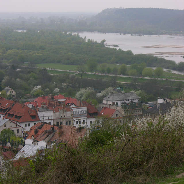 Kazimierz Dolny on the Vistula
