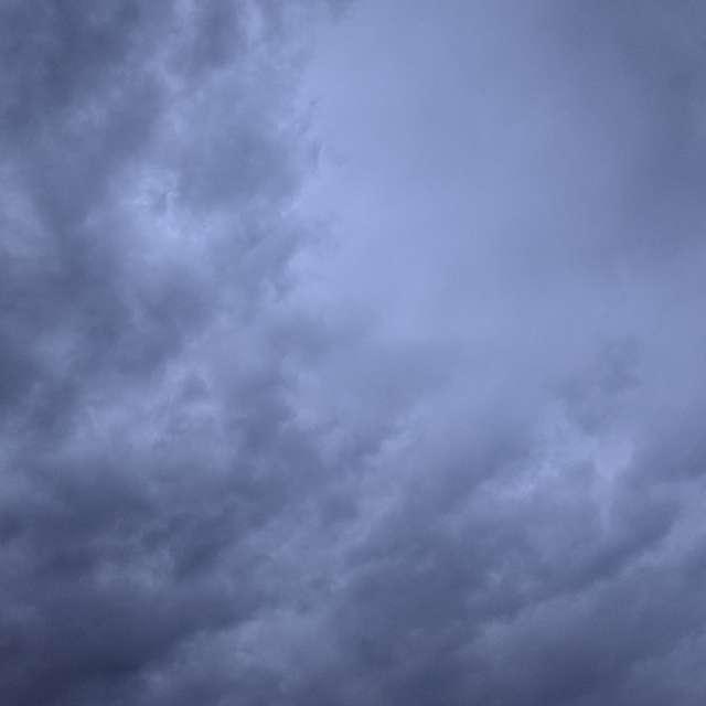 Череповецкое майское небо