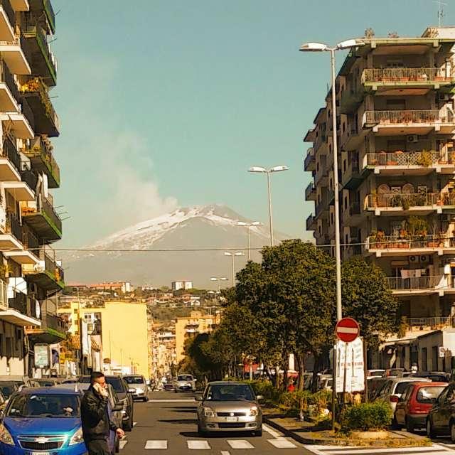 Etna (Catania-Italia)