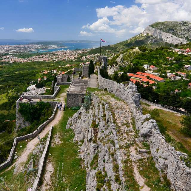 Klis Castle, Croatia