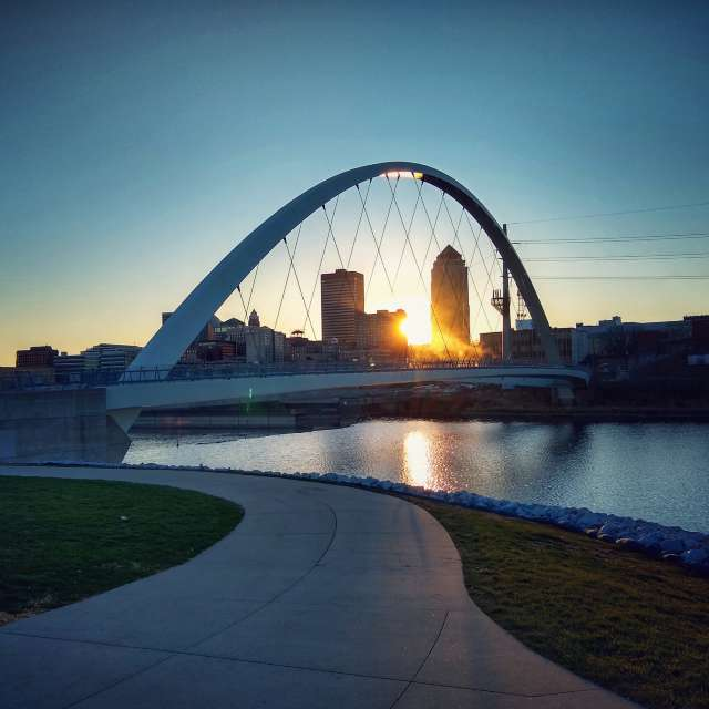 sunset DSM women's bridge