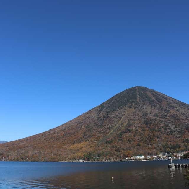 中禅寺湖秋の一日