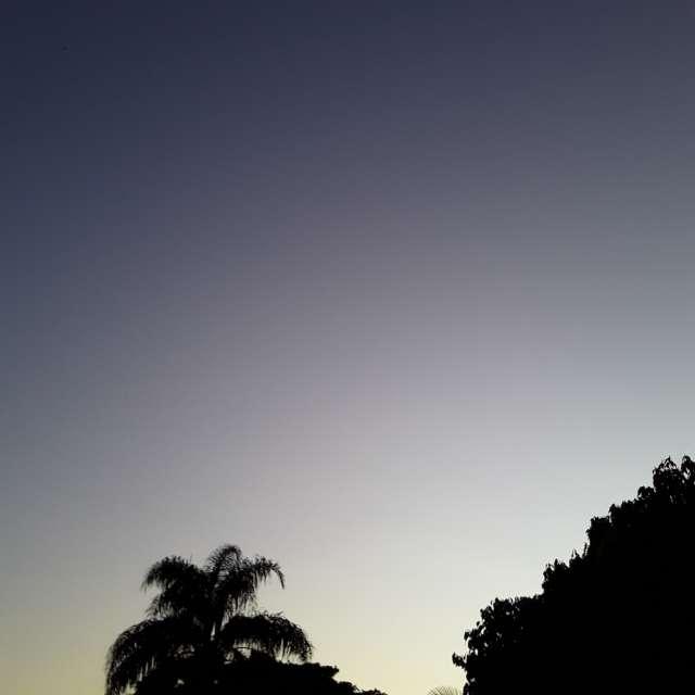 Porto Alegre ao amanhecer
