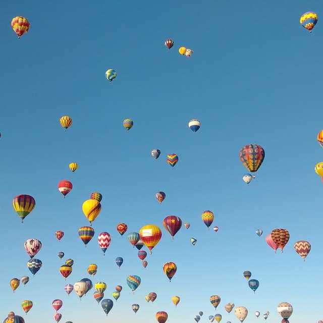 Balloon Fiesta Albuquerque NM