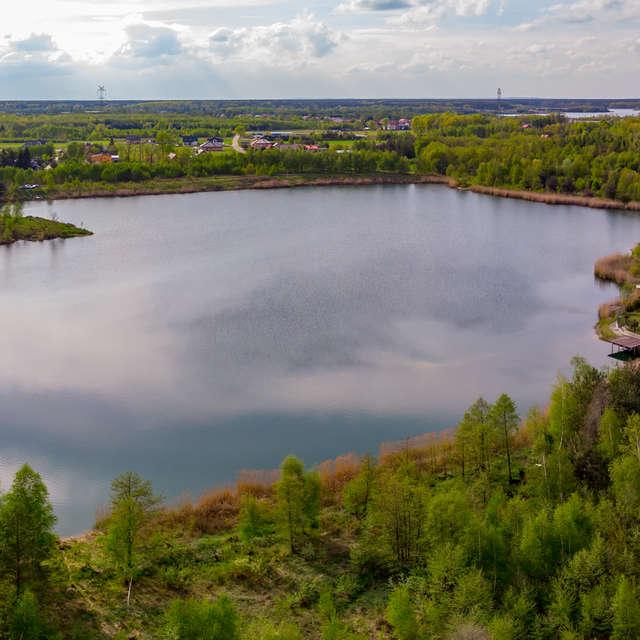 lakes in spring