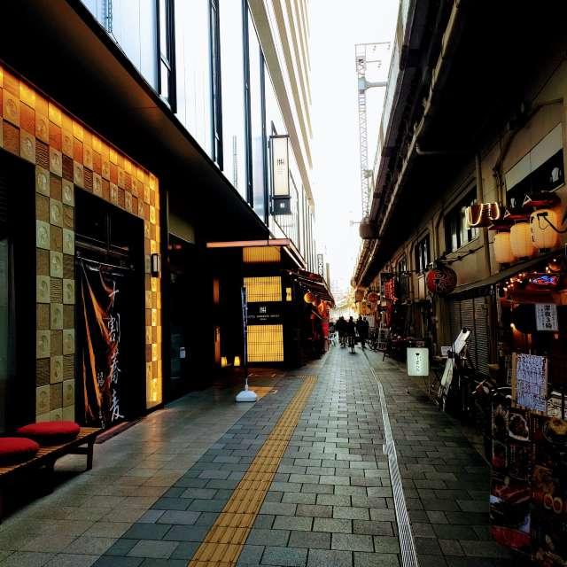 JR福島駅/飲食店ストリート