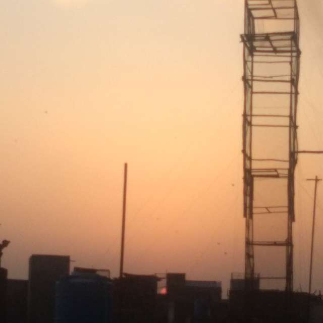 Sunset at Sialkot City