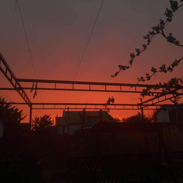 Sunset 🌇