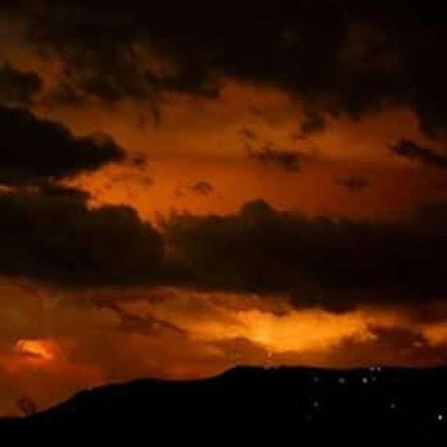 Smokey mountain fire 2016