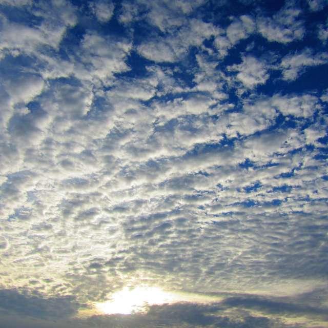 ロンボク島雲