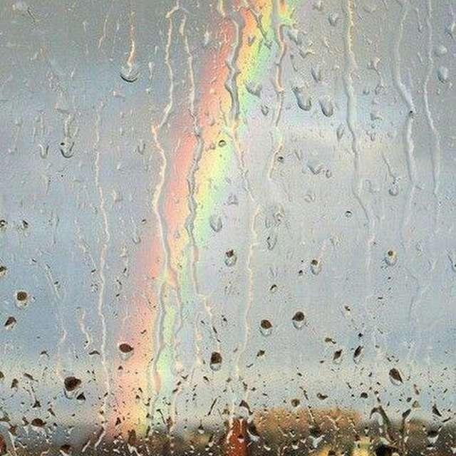 Amanhecer de chuva
