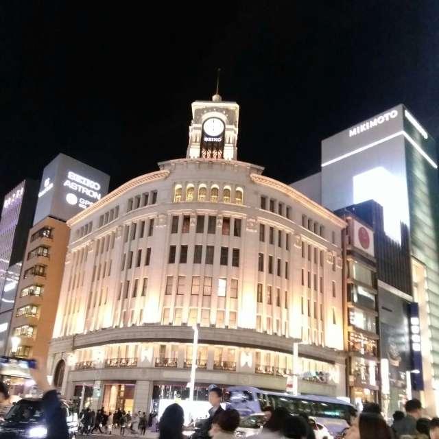 銀座 Ginza,Tokyo