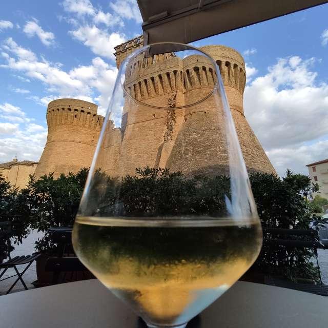 Wine and sun