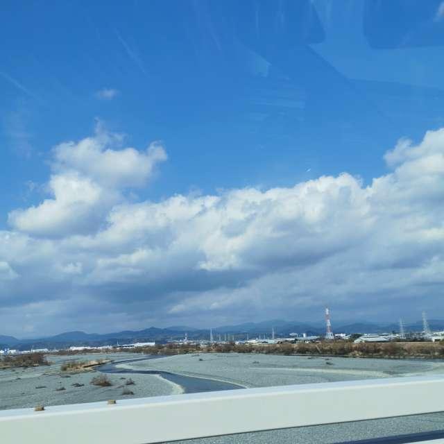 今日は雲が多いな