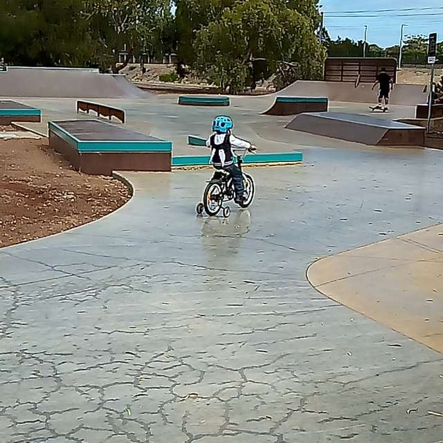 skatepark / all ages abilities