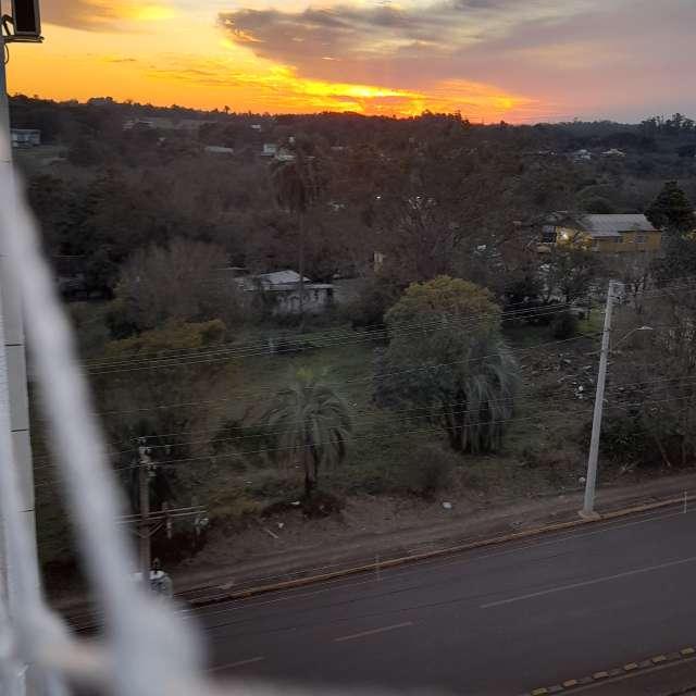 Lindo pôr-de-sol!