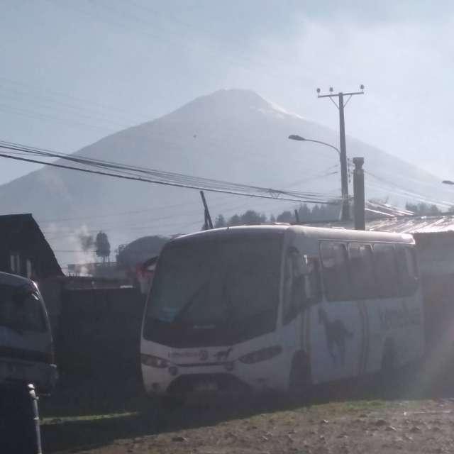 Volcán Hornopiren