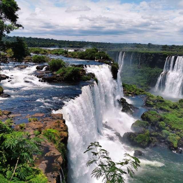 Foz do Iguacu in Brasil