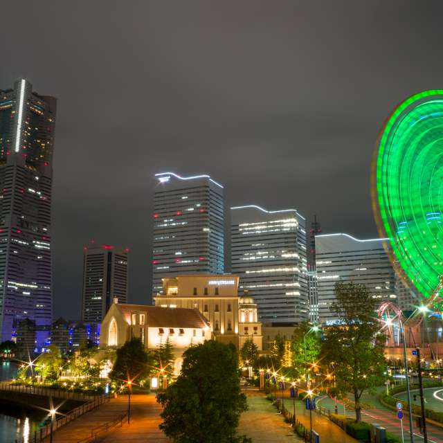 Yokohama Tokyo