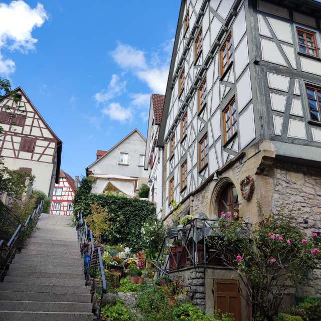Bad Wimpfen in Germany