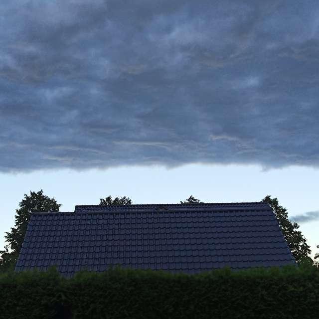 Wolkendeke