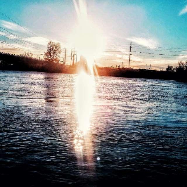Beautiful Idaho Sunset