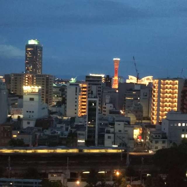 Sky in Kobe