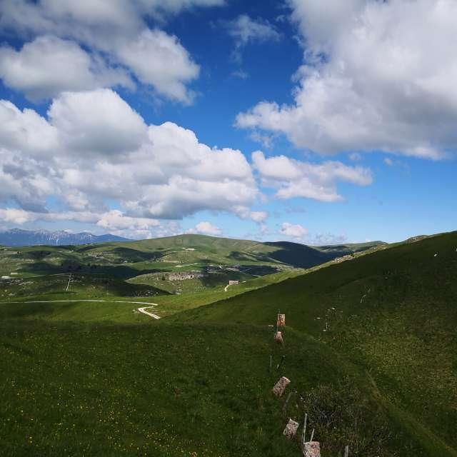 Lessinia Mountain montagna
