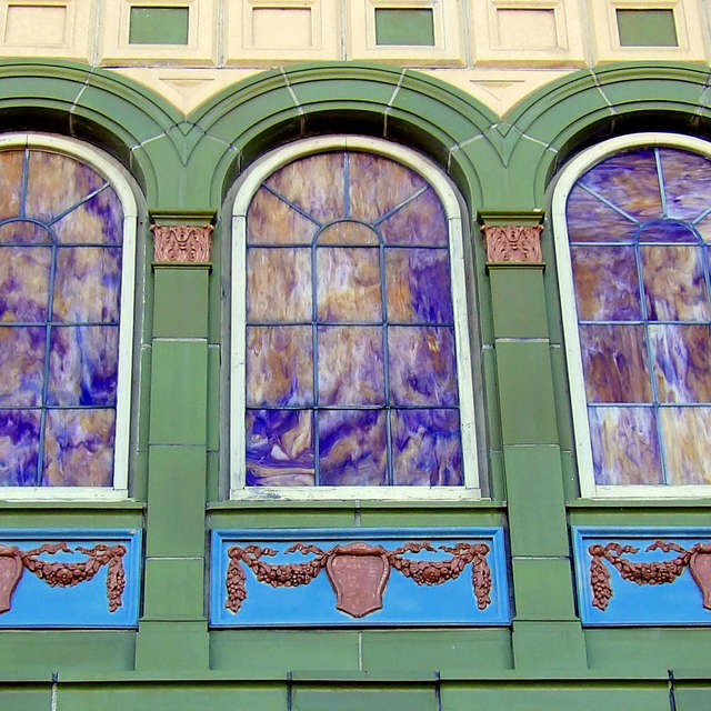 Theater Windows