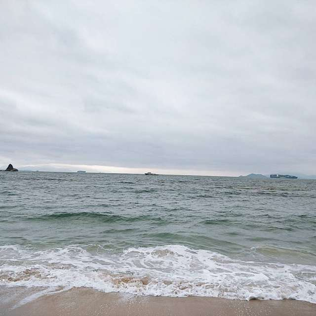 大海的呼啸
