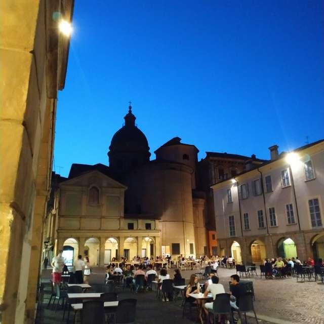 Reggio Emilia Siluetta Duomo