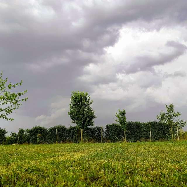 Storm in Hungary (June)