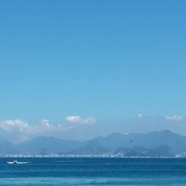 Praia de Itaipu Niterói