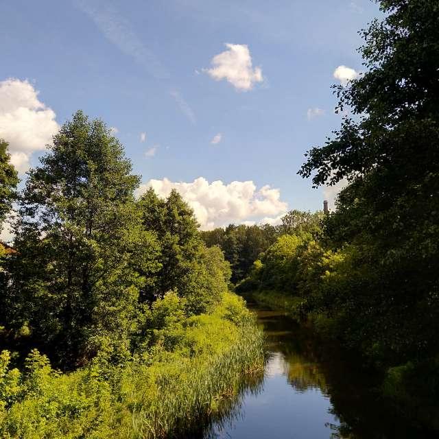 Vilnia River