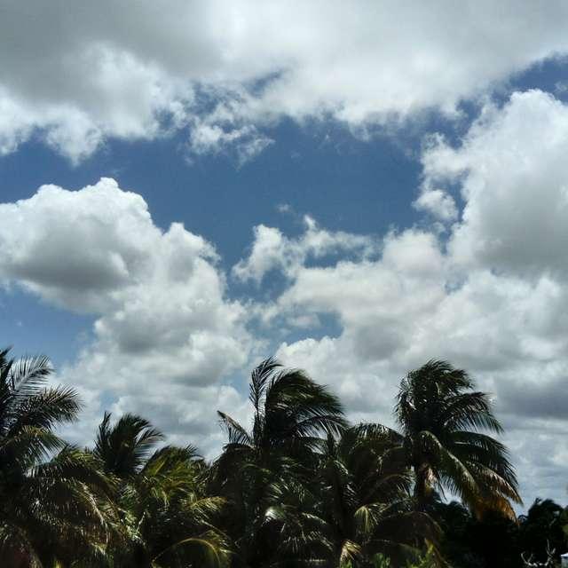 Sol y lluvia al mismo tiempo