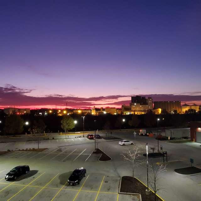 Indianapolis Sunset 2