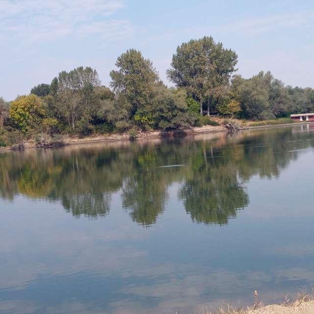 р. Дунав
