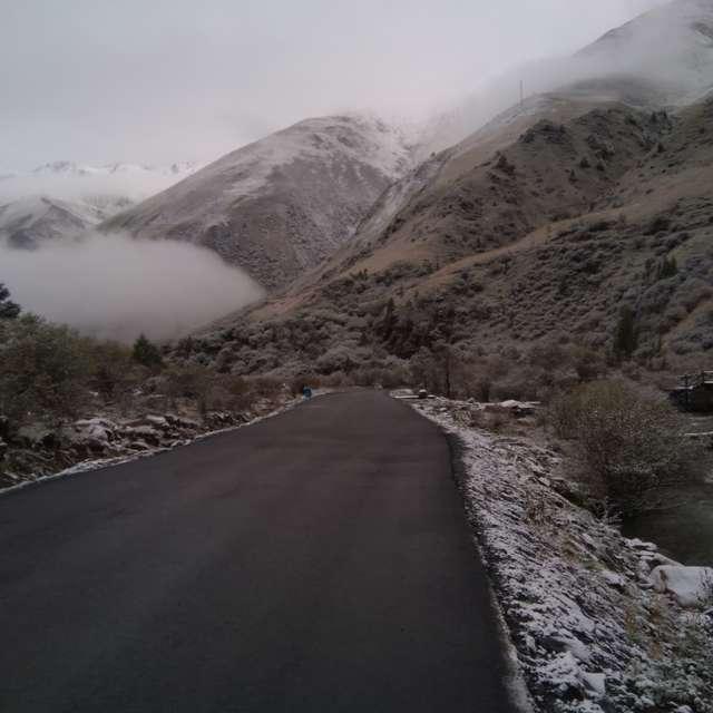 云,雾,雪,水