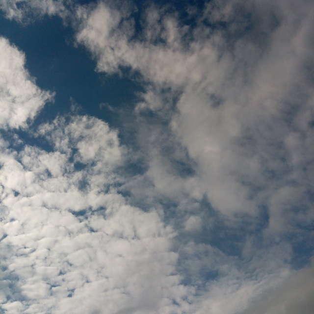 ちょっと曇りのち雨