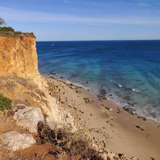 Cliffside Lagos Portugal