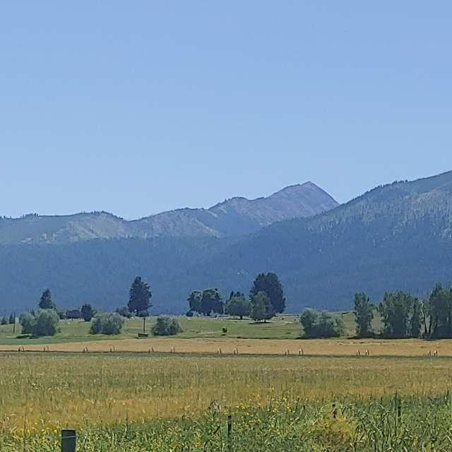 Wallowa valley summer