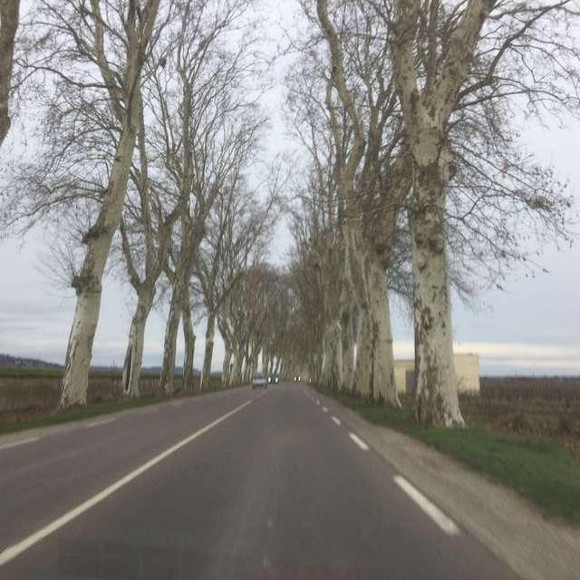 ブルゴーニュの村