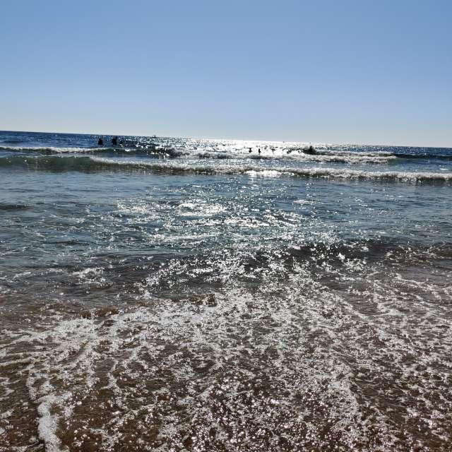 Glyfada beach-Corfu-Greece