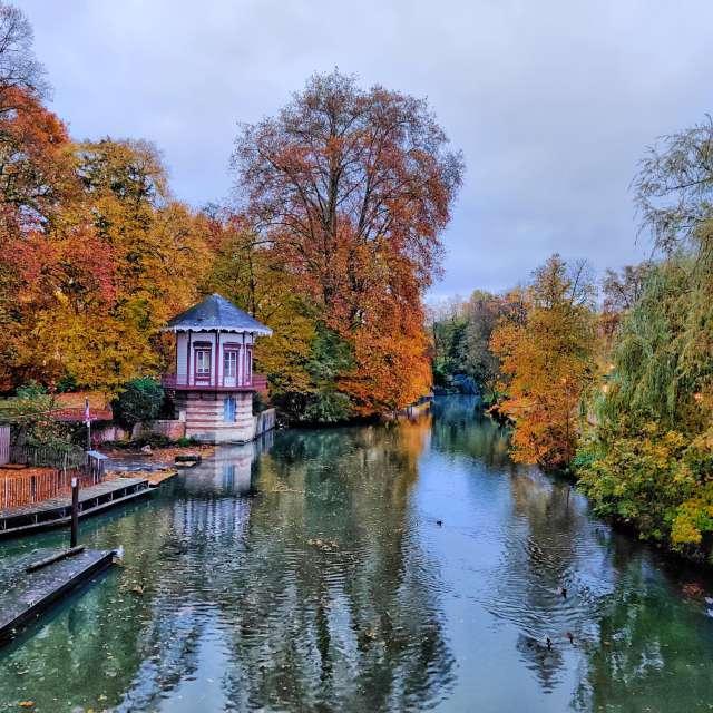 Autumn weather
