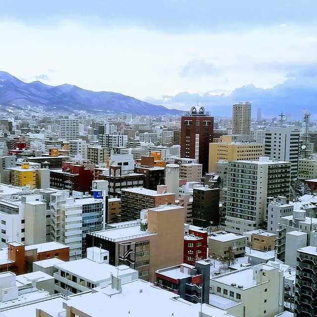 札幌プリンスホテルから