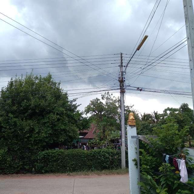 ฝนกำลังจะตก