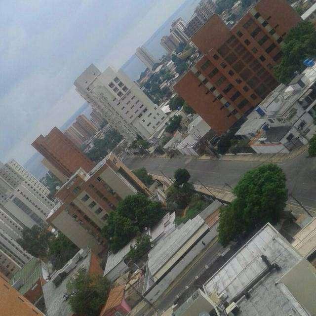 Cloudy day in Maracaibo